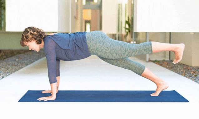 7 Invigorating Yoga Poses to Sweat Your Asana Off - mindbodygreen.com