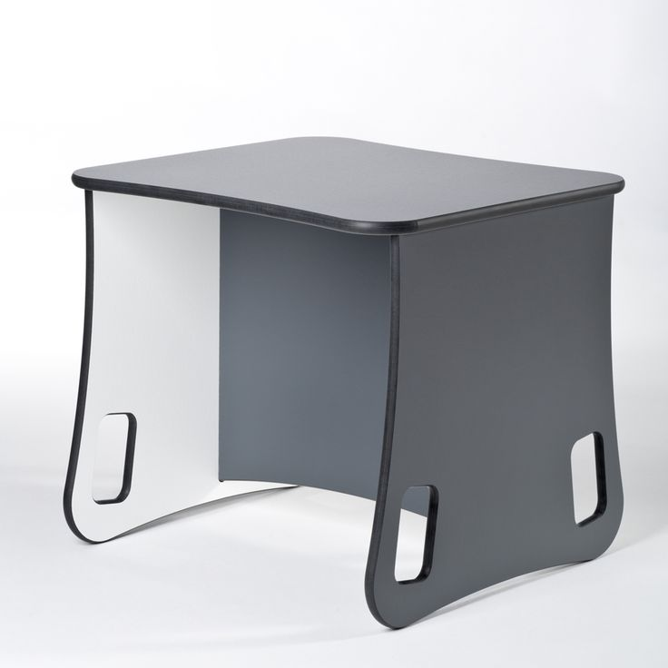 Kinderhocker Aus Kompaktplatte Trespa Mit 3 Sitzhöhen Höhe 1