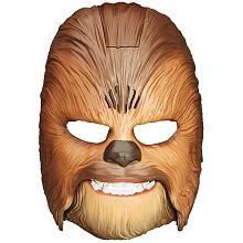 Star Wars - Mascara Electrónica Chewbacca