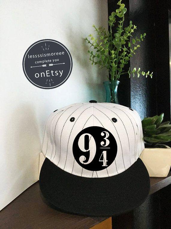 VERKOOP!! Perron 9 3/4 Zweinstein Hat Harry Potter Snapback, honkbal hoeden, honkbal hoed, grappige hoed