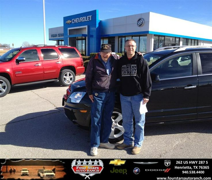 Thank you to Carl Magee on your new 2013 #Chevrolet #Captiva Sport Fleet from Mark Havens and everyone at Four Stars Auto Ranch! #NewCarSmell