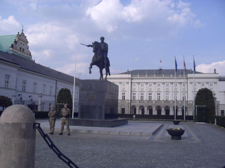 Palais présidentiel de Varso