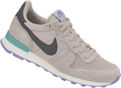 Farbe Schwarz Schuhe Internationalist Grau W Lila Nike EpYtawqn