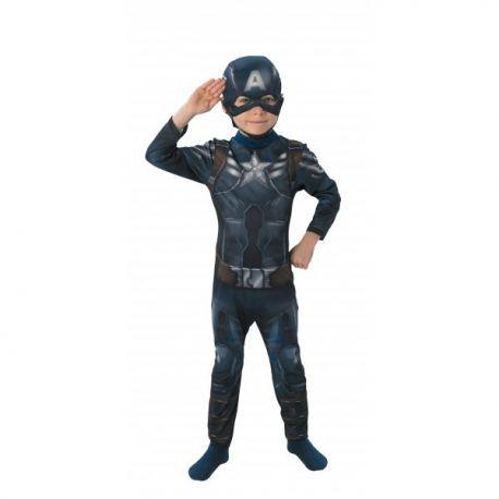 #Disfraz de #Capitan America Infantil Perfecto para tus fiestas, mercadisfraces tú #tienda de #disfraces #online