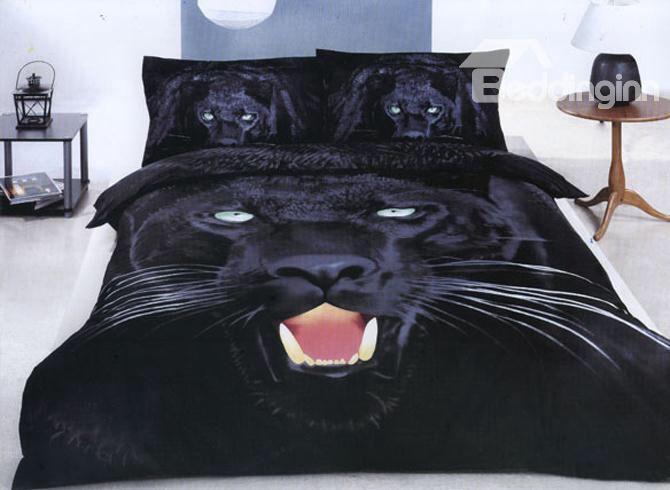 Black panther bedroom set