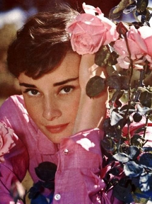 Audrey Hepburn photographed in Italy <3 1955..I saw Audrey Hepburn in Breakfast at Tiffany's on the tv when I was a little girl instantly fell madly in love with her♥♥ . She was my very first girl crush. Mmmmuah ♥♥