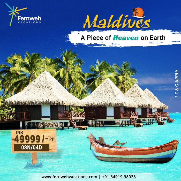 Discover the sunny side of life with Fernweh Vacations