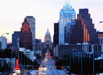 """If Texas is like """"a whole other country"""" then Austin is a whole other world. Let's keep it weird my friends! Hook 'em Horns!"""