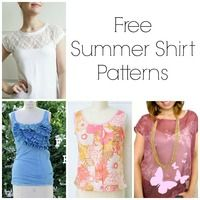 500+ Tutorials for Making Your Own Clothes | AllFreeSewing.com