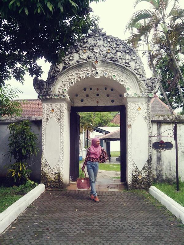 at keraton kasepuhan cirebon, West Java, Indonesia