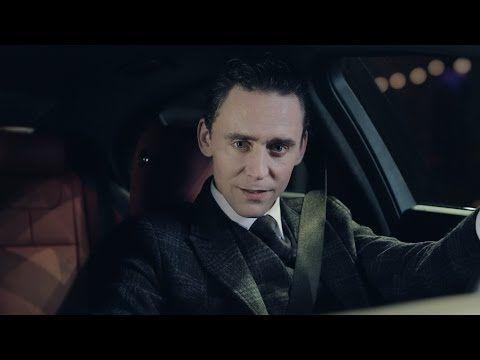 Tom Hiddleston stars in Jaguar Super Bowl commercial teaser about murder ... or dancing? -- VIDEO