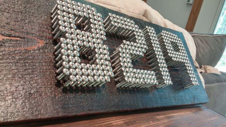 Make House #'s that POP!! //@TruBuildersAZ #DIY