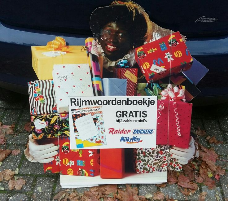 Sinterklaas display