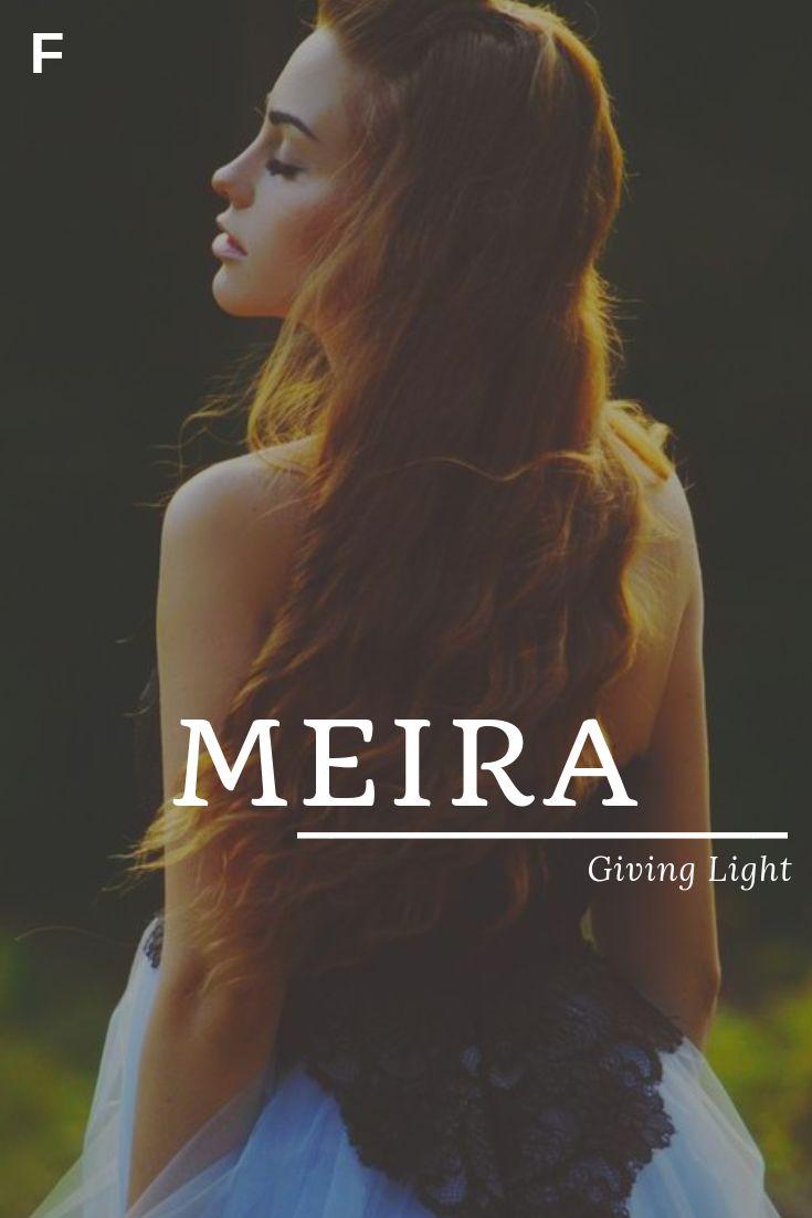 Meira, wat betekent Licht geven, Hebreeuwse namen, M-meisjesnamen, M-babynamen, fema …