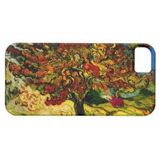 Van Gogh Mulberry Tree (F637) Fine Art iPhone 5 Cover