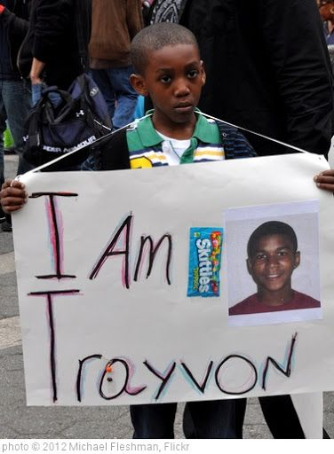 """""""What Should Trayvon Martin Have Done?"""""""