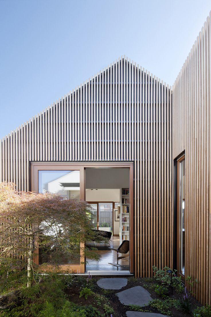 Built by Steffen Welsch Architects in Fitzroy North, Australia