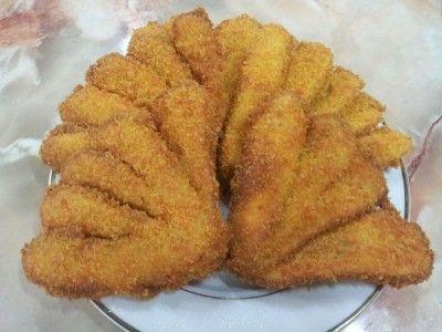 Nusantara crispy banana (Pisang goreng nusantara) - recipe from Indonesia http://www.duniainter.net/cara-membuat-kue-pisang-kipas/