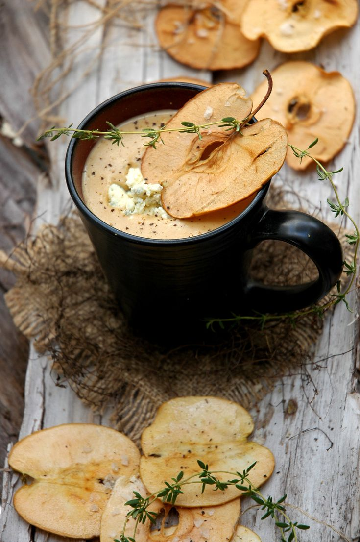 A homemade Apple-and Onion soup recipe that will leave you somewhat breathless