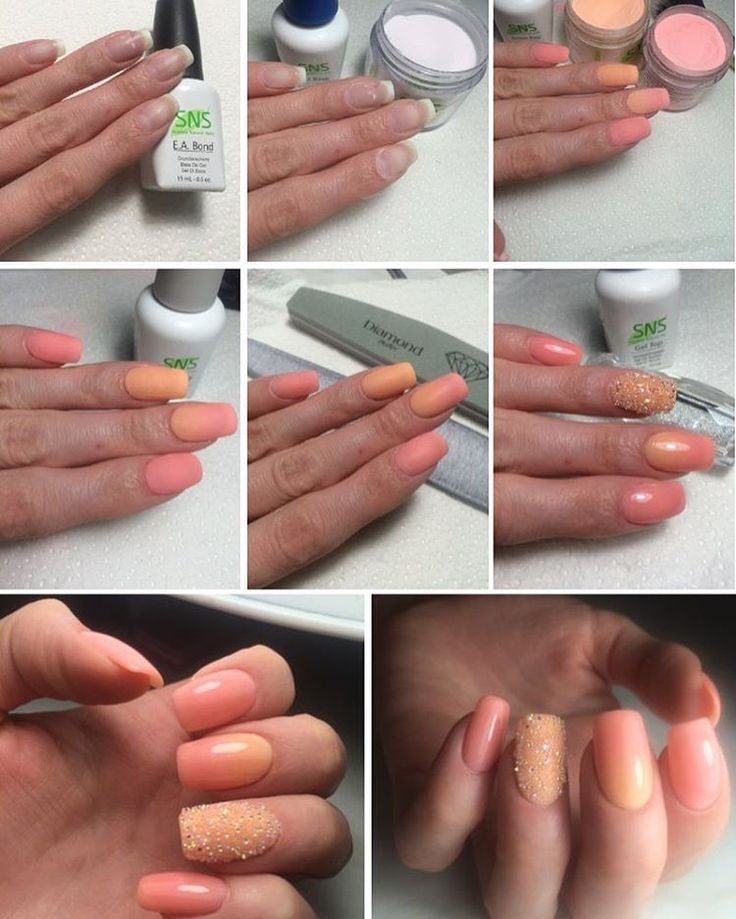 how to make sns nails last