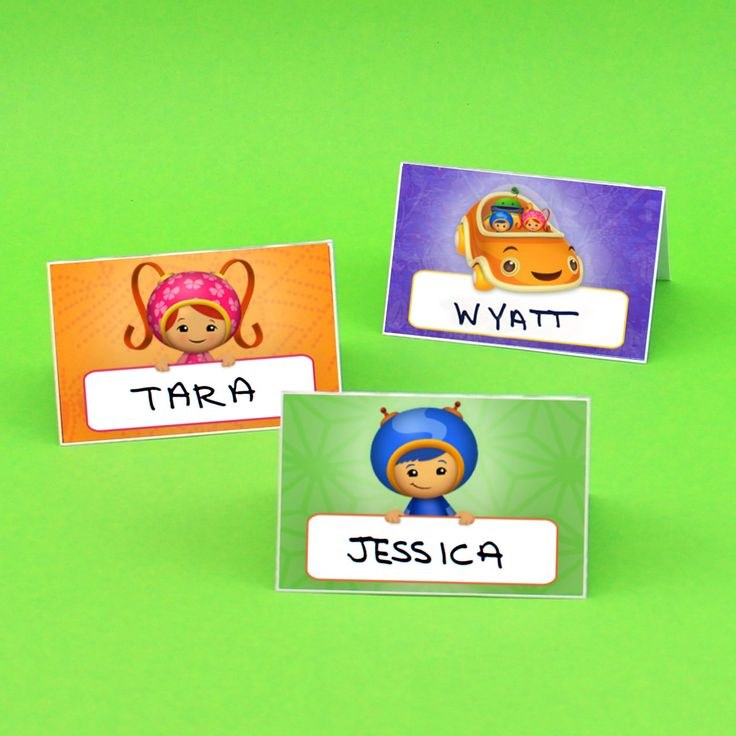 Top 25 Ideas About Team Umizoomi Paty On Pinterest Nick