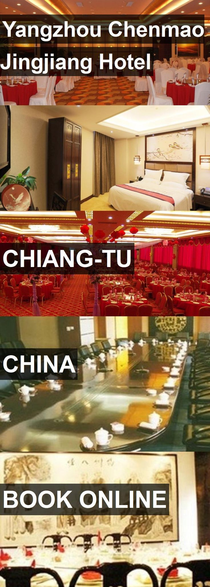 Yangzhou Chenmao Jingjiang Hotel in Chiang-tu, China. For more information, photos, reviews and best prices please follow the link. #China #Chiang-tu #travel #vacation #hotel