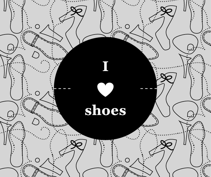 I love shoes. Aga Prus