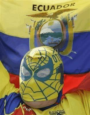 Apoyo a mi selección #Ecuador