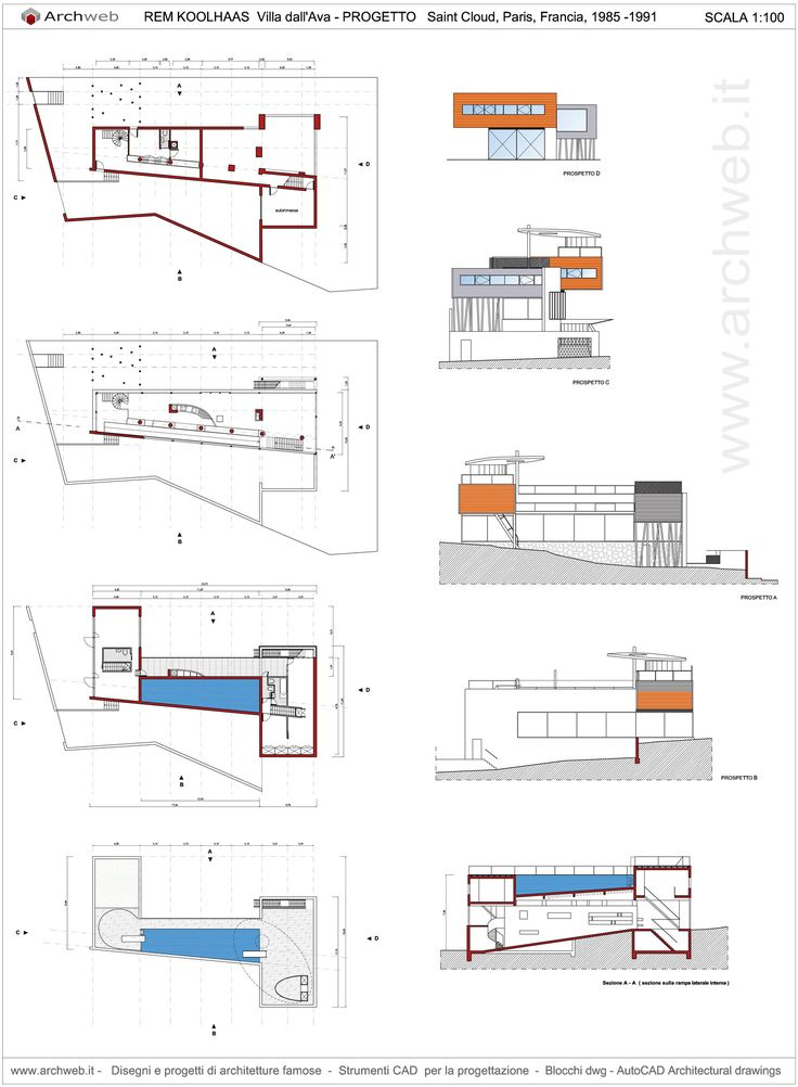 104 best AutoCAD ® images on Pinterest Floor plans, Architectural