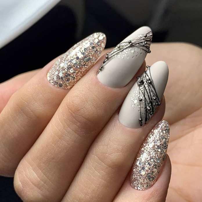 35+ Wunderschöne Nail Art Designs, die Ihre Aufmerksamkeit erregen – Nageldesign