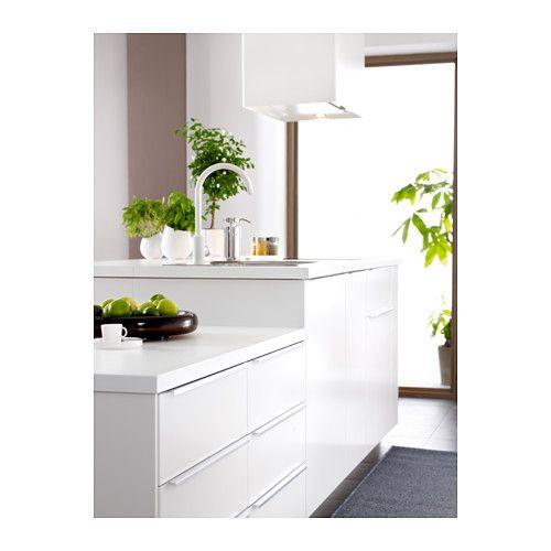 VEDDINGE Puerta - blanco, 40x80 cm - IKEA