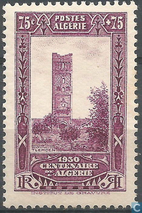 Postage Stamps - Algeria - Centenary of French Algeria