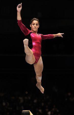 Aly Raisman - Artistic Gymnastics World Championships Tokyo 2011 - Day 7