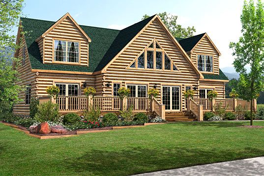 17 best images about house plans on pinterest ranch for Best cape chalet modular floor plans