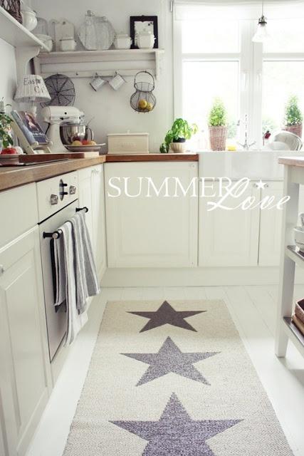 Alfombras en la cocina | Decorar tu casa es facilisimo.com