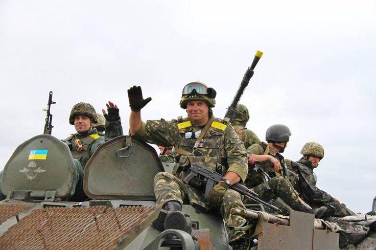 Молімося за Україну та за її солдат захисників!