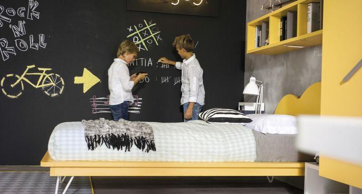Z332. A room where children can dream.