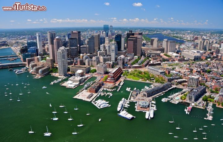 Boston /  Richard Cavalleri / Shutterstock.com Tutte le foto: http://www.ilturista.info/ugc/foto_viaggi_vacanze/boston/massachusetts/ #foto #immagini #viaggi #viaggiare