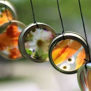 How to Make Suncatchers With the Kids  The sunny days are here to stay – for…