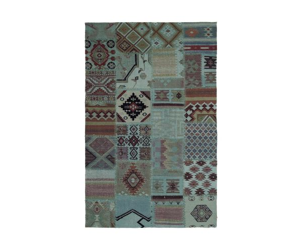 Tapijt Killim, 150 x 240 cm 70%wol, 30%katoen, €500 sale €279