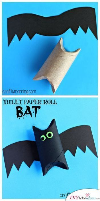 It haunts! 15 Halloween craft ideas + instructions