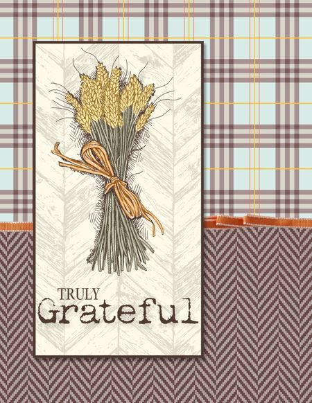 We love this thank you card created with My Digital Studio!: Autumn Halloween Cards, Grateful Cards 001, Cards Ideas, Su Cards, Cards Fal, Thanksgiving Fal Cards, Fall Cards, Autumn Cards, Thanksgiving Cards