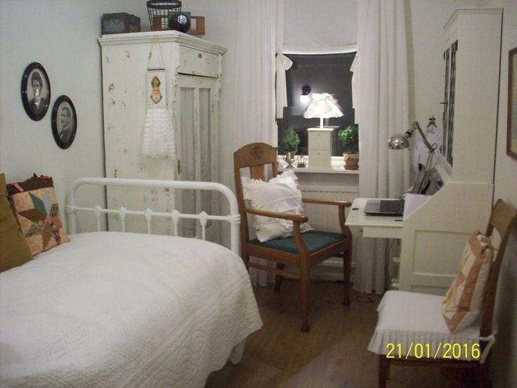 Nytt golv ny säng