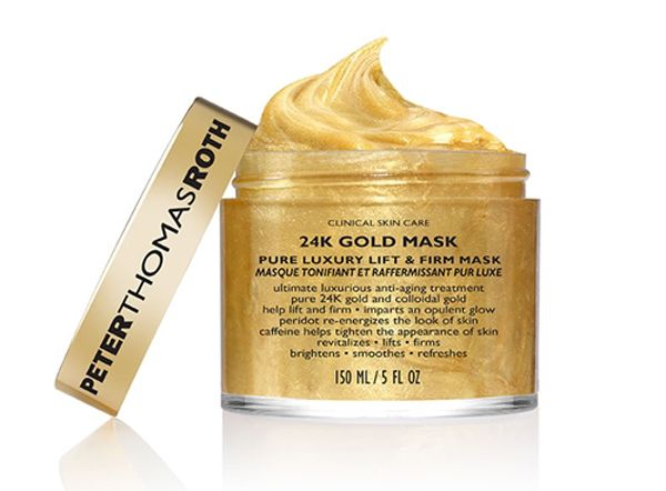 A 24 karat gold face mask? Sign us up! Read all about Peter Thomas Roth's 3 must-follow skincare rules.