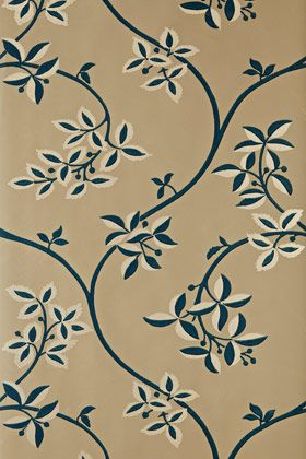 Ringwold BP 1649 - Wallpaper Patterns - Farrow & Ball
