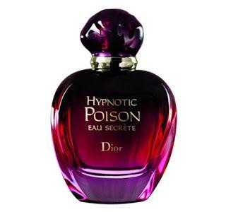 : Il Nuovo Profumo Dior: Hypnotic Poison Eau Secrete bergamotto,mandarino,arancia e un cuore di gelsomino sambac