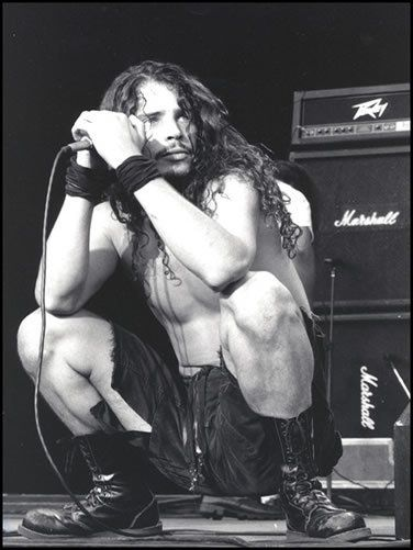 Chris Cornell of Soundgarden http://www.guitarandmusicinstitute.com
