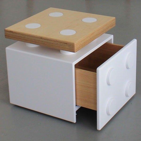 Tem Up de AC Design / mueble imitación pieza de juego de construcción