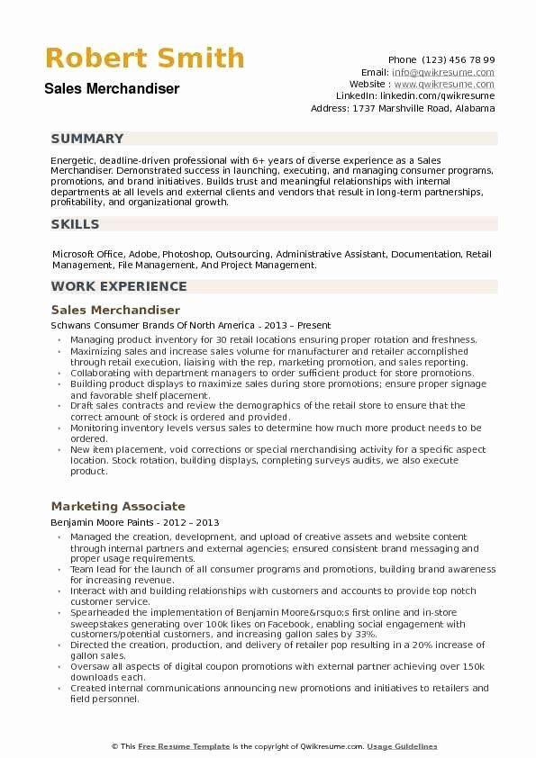 20 Stocking Job Description Resume In 2020 Resume Examples