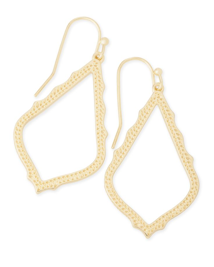 Sophia Drop Earrings in Gold - Kendra Scott Jewelry.